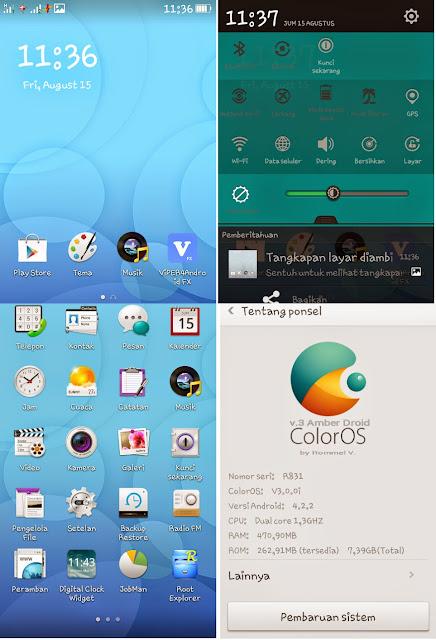 Lenovo A369i Color OS V3 Custom Rom