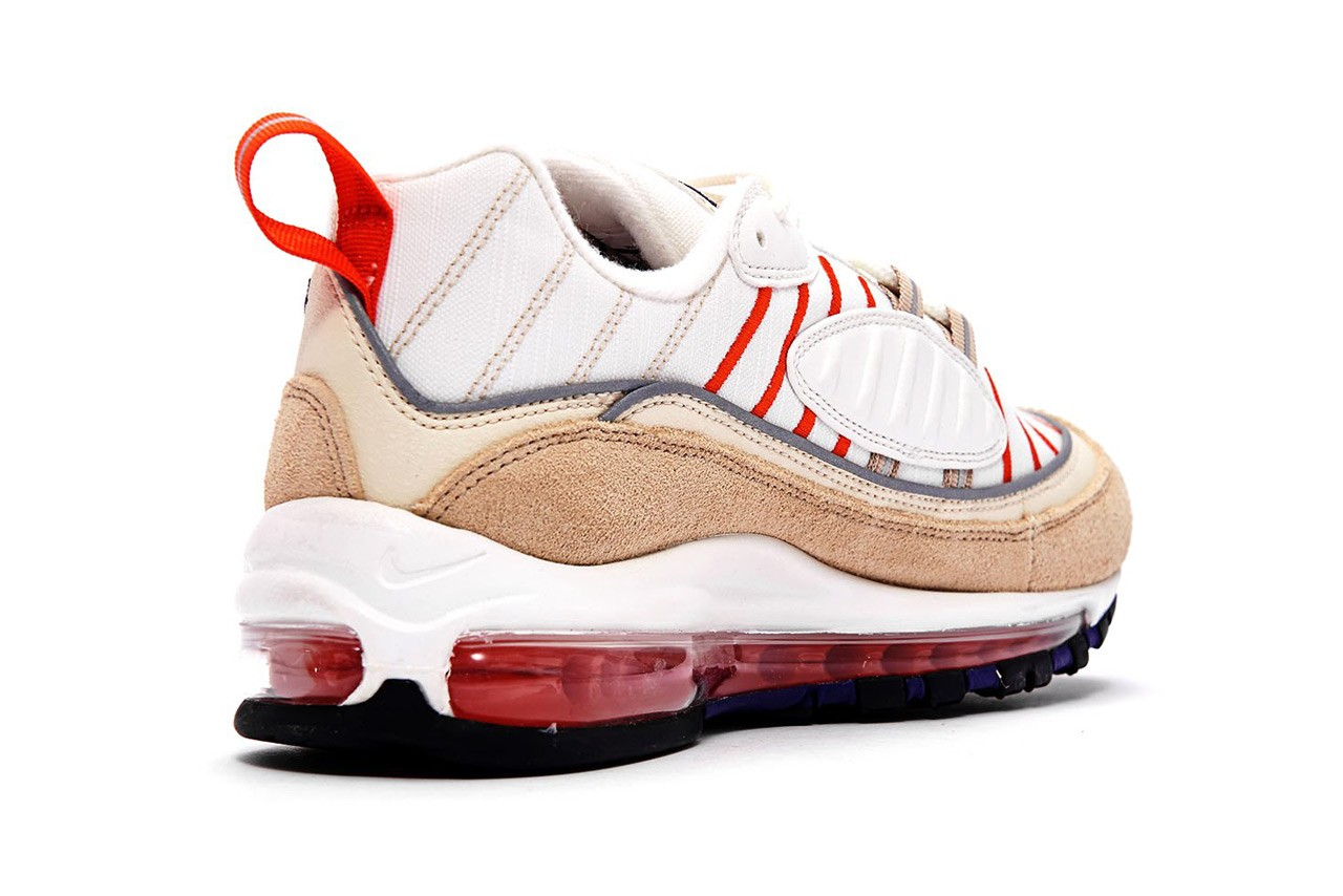 """brand new b1784 2bc50 Priced at €180 EUR (approximately  200 USD), Nike s Air Max 98 """"Desert Ore""""  is expected to drop on May 25"""