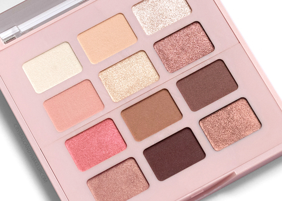 L'Oreal Paradise Enchanted Peach Eyeshadow Palette Review
