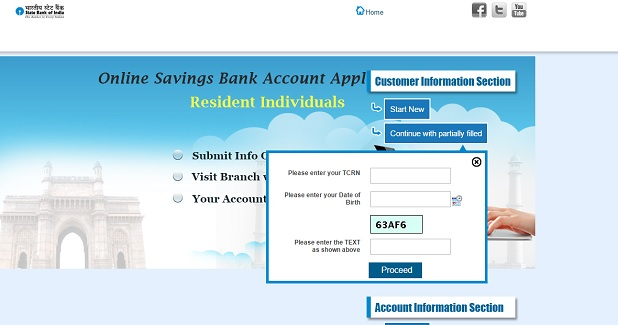 sbu on line application sopnew How to open online saving bank account in sbi / state bank of state bank of india (sbi) has issued a new online facility for when you apply online to.