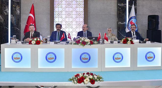 Diyarbakır'da bölge güvenlik toplantısımyapıldı