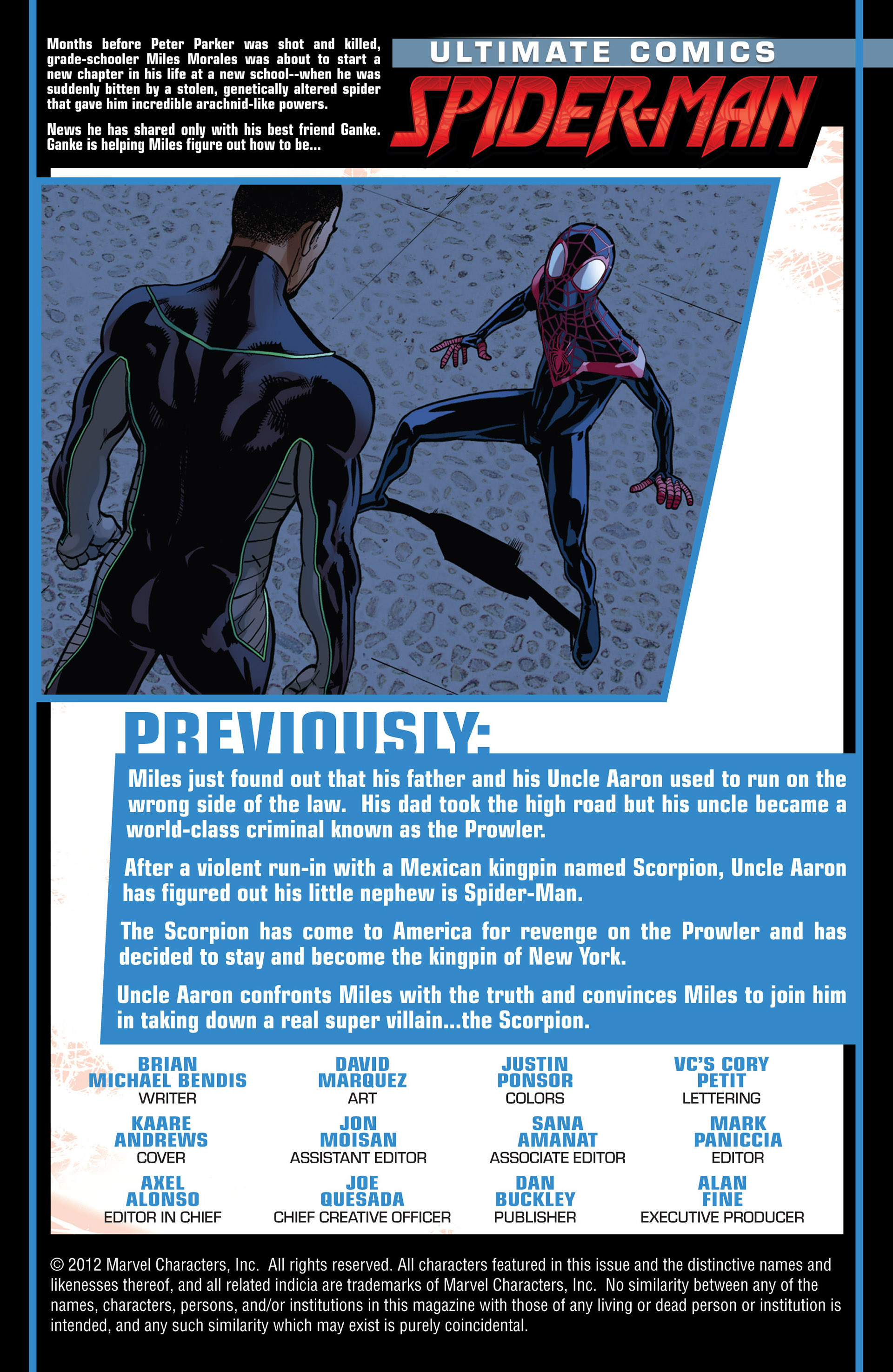 Read online Ultimate Comics Spider-Man (2011) comic -  Issue #11 - 2