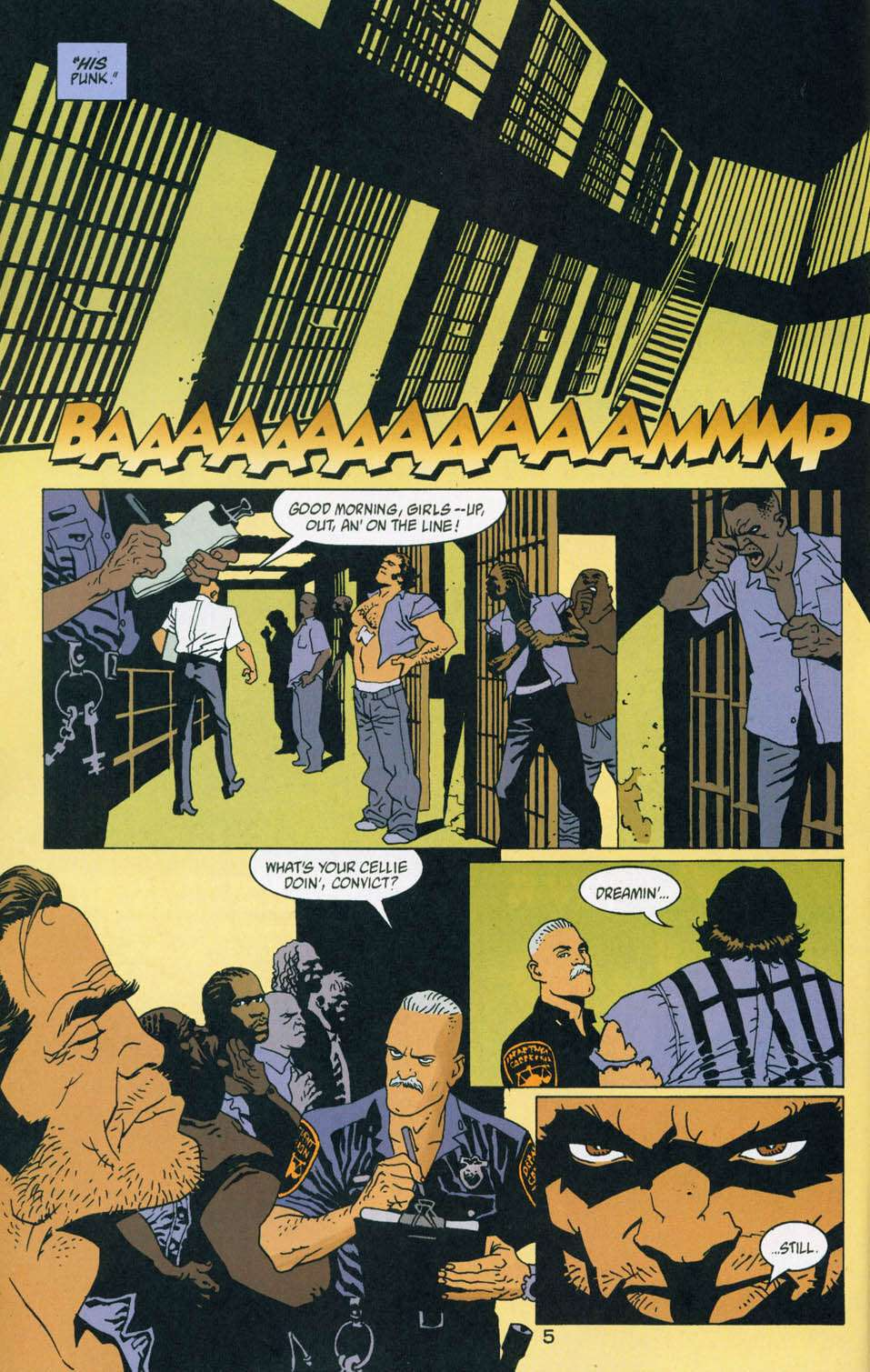 Read online 100 Bullets comic -  Issue #44 - 6