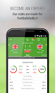 BESOCCER ANDROID APP