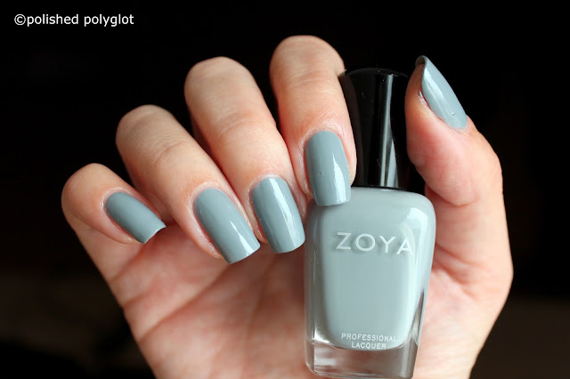 Swatches Zoya August