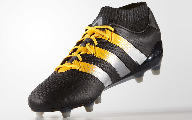 purchase cheap bfbd1 91ddf Black / Silver / Gold Next-Gen Adidas Ace 2016 Primeknit ...