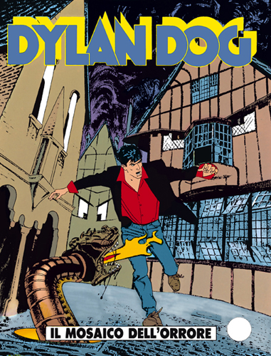 Dylan Dog (1986) 92 Page 1