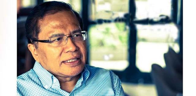 Rizal Ramli Kepret Sri Mulyani Dapat Penghargaan Menteri Terbaik Dunia