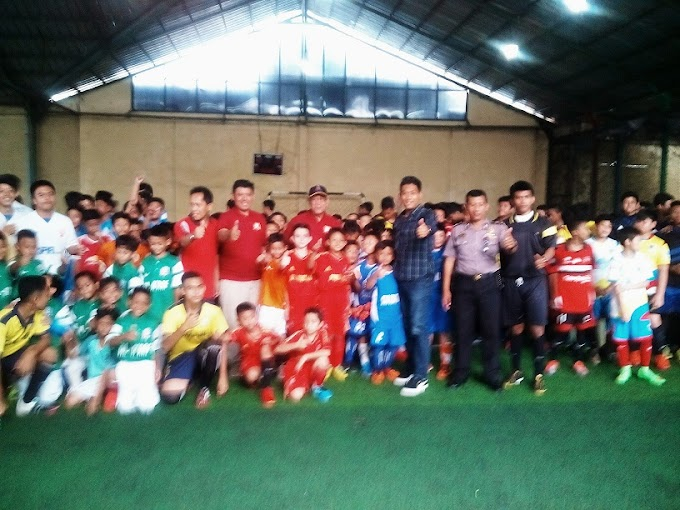 Open Tournament Futsal SF Winner Cup II Dimulai