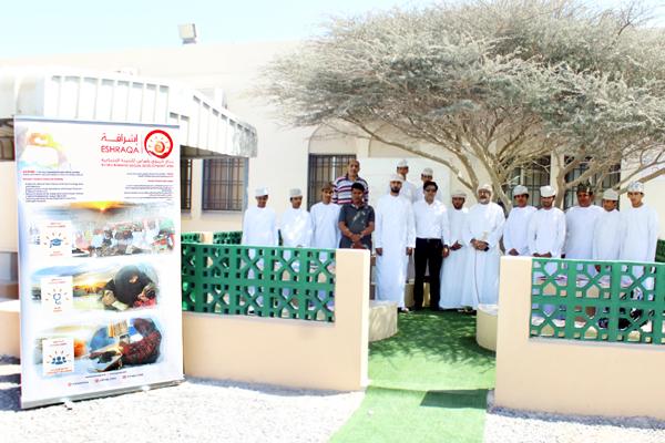 Khimji units enhance Duqm school facilities