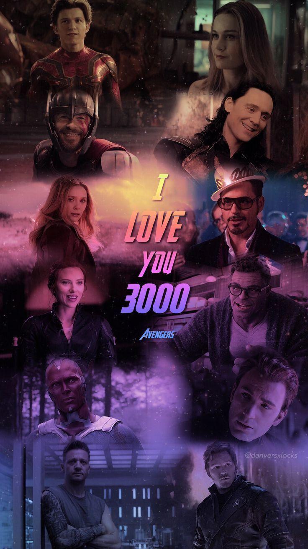 i love you 3000 Marvel 4K