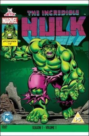 El increíble Hulk 1996 [Audio Castellano] [21/21] [MEGA]