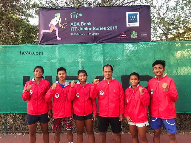Ari Fahresi Melaju ke Babak 2 Turnamen ITF G5 Kamboja W2