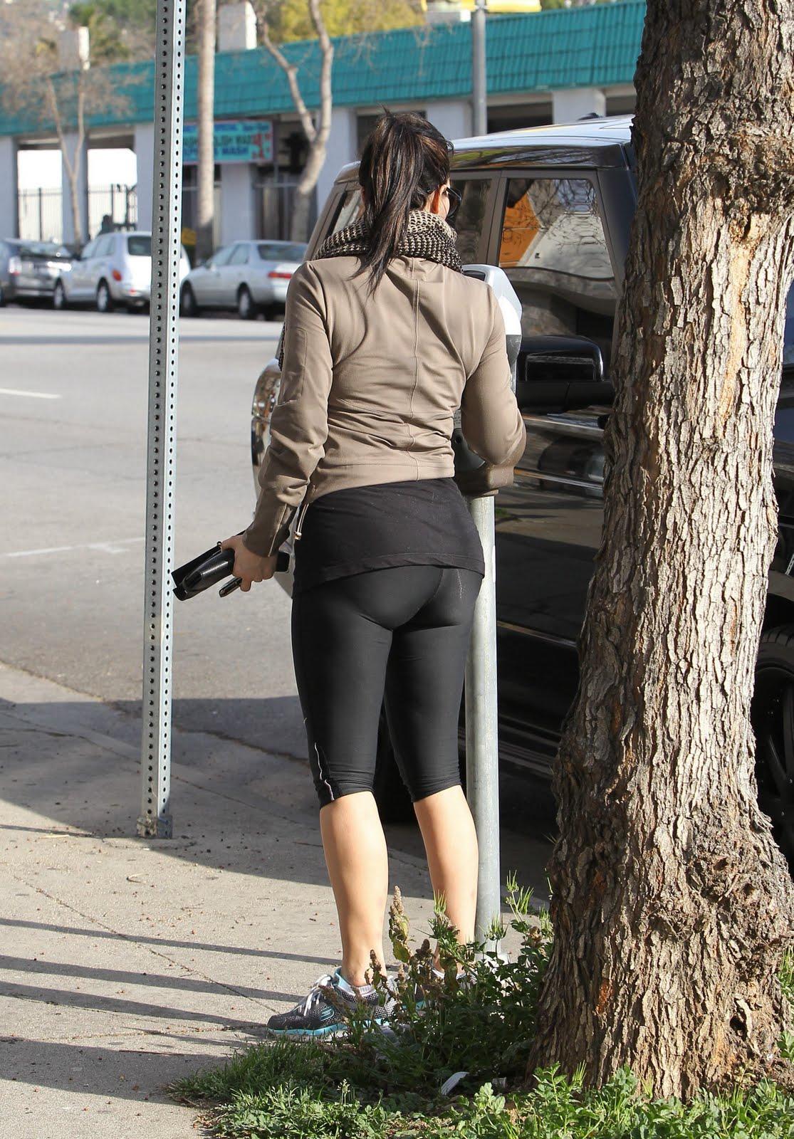 Read ass legging kim kardashian consider