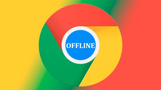 Cómo descargar los instaladores offline de Google Chrome y Chromium