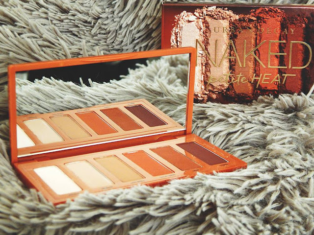 Urban Decay Naked Petite Heat Giveaway