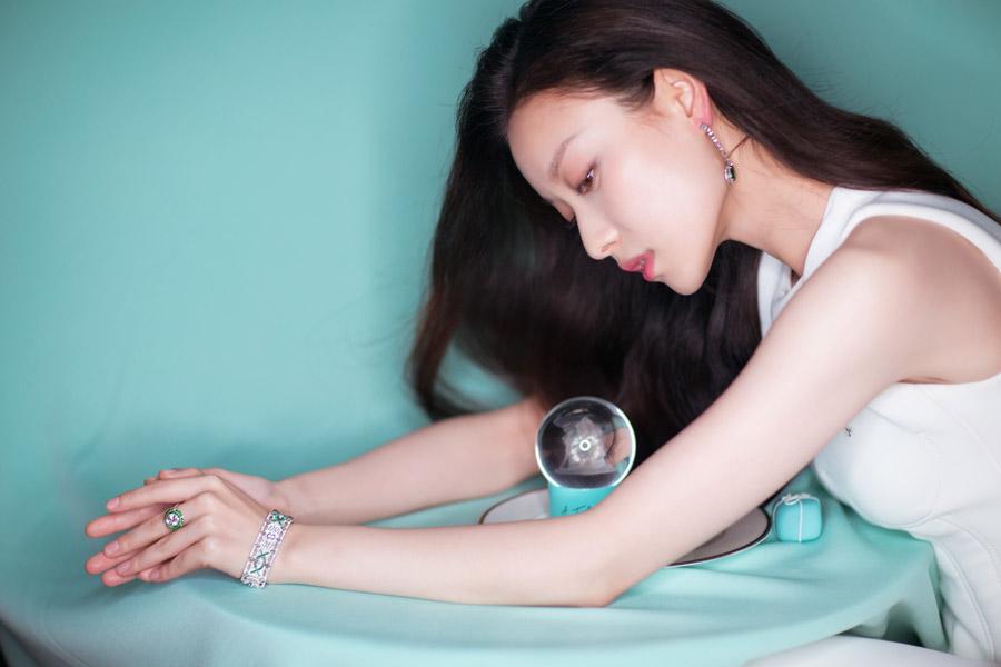 Actress Ni Ni releases fashion photos