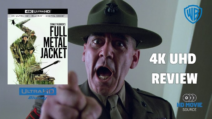 Full Metal Jacket (1987) 4K Ultra HD Blu-ray Review: The Basics