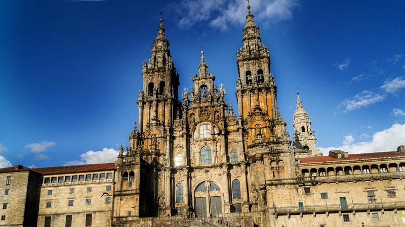 Europeantours Most Popular Locations Catedral de Santiago