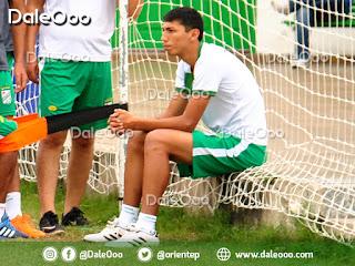 Ronaldo Sánchez estará fuera de las canchas 2 meses - Oriente Petrolero - DaleOoo