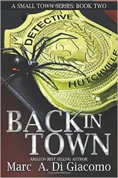 back in town cover