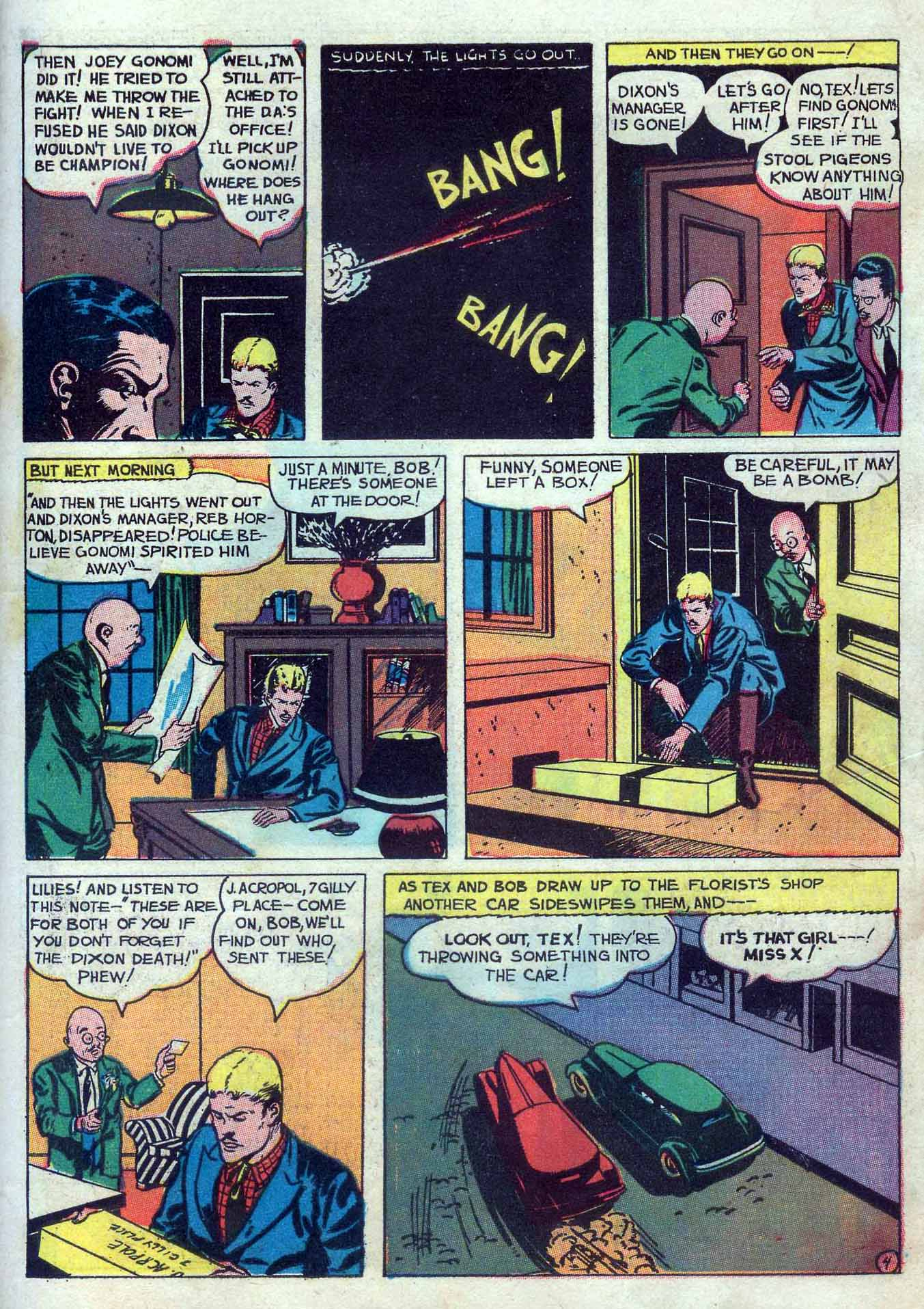 Read online Action Comics (1938) comic -  Issue #27 - 43