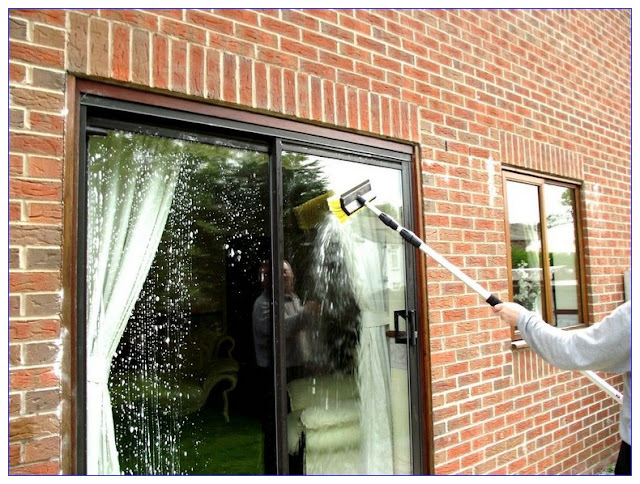 W5 Foam WINDOW & GLASS Cleaner