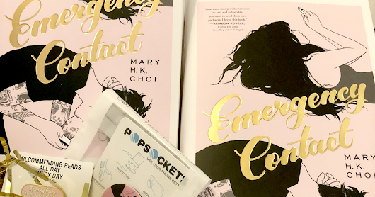 Emergency Contact by Mary H.K. Choi Giveaway!