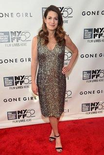 Gillian Flynn. Director of Dark Places