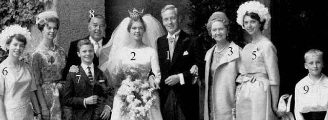 Mariage princier à Sigmaringen