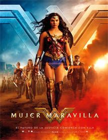 Mujer maravilla (2017) latino