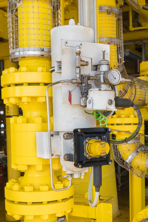Industrial Valve Actuators and Valve Automation | The TECO Process