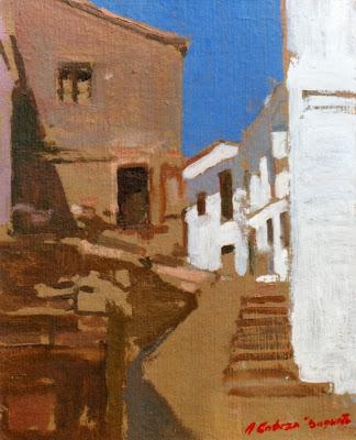 Alejandro Cabeza, Pintura Valenciana, Pintores Valencianos