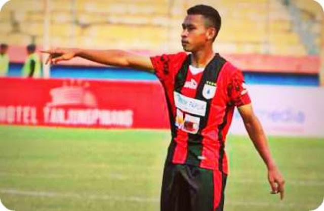 Osvaldo Haay Kembali ke Persipura Jayapura