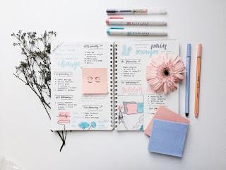 Jak zacząć swój bullet journal? NOWA SERIA [1]