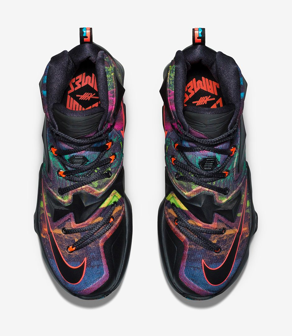 """1555a4337ee NIKE LEBRON 13 """"THE AKRONITE PHILOSOPHY"""""""