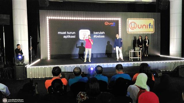 TM Unifi 2018, TM Convention Centre, Unifi, unifi mobile,