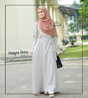 Gamis Jasmine Mayra Dress 12