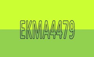Kunci jawaban Soal Latihan Mandiri Pasar Dan Instrumen Keuangan Islam EKMA4479