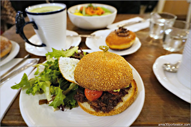 Restaurantes Donde Comer en Nueva York