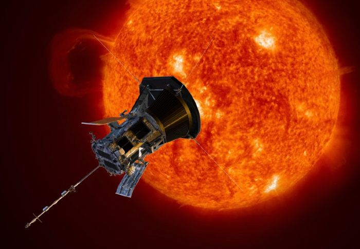 The First Results Are in From NASA's Closest Flyby of the Sun