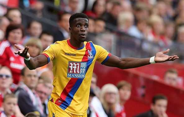Wilfried Zaha worth £50million, says Alan Pardew