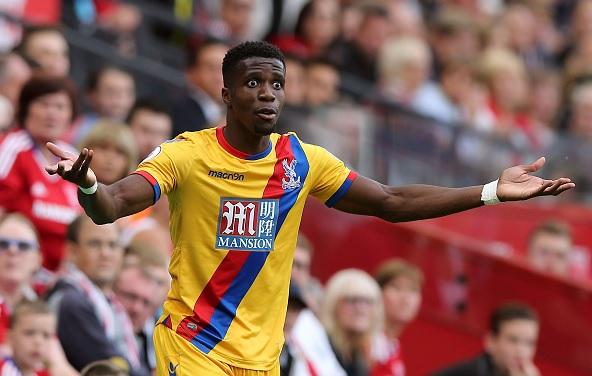 Wilfried Zaha worth £50million, says Alan Pardew