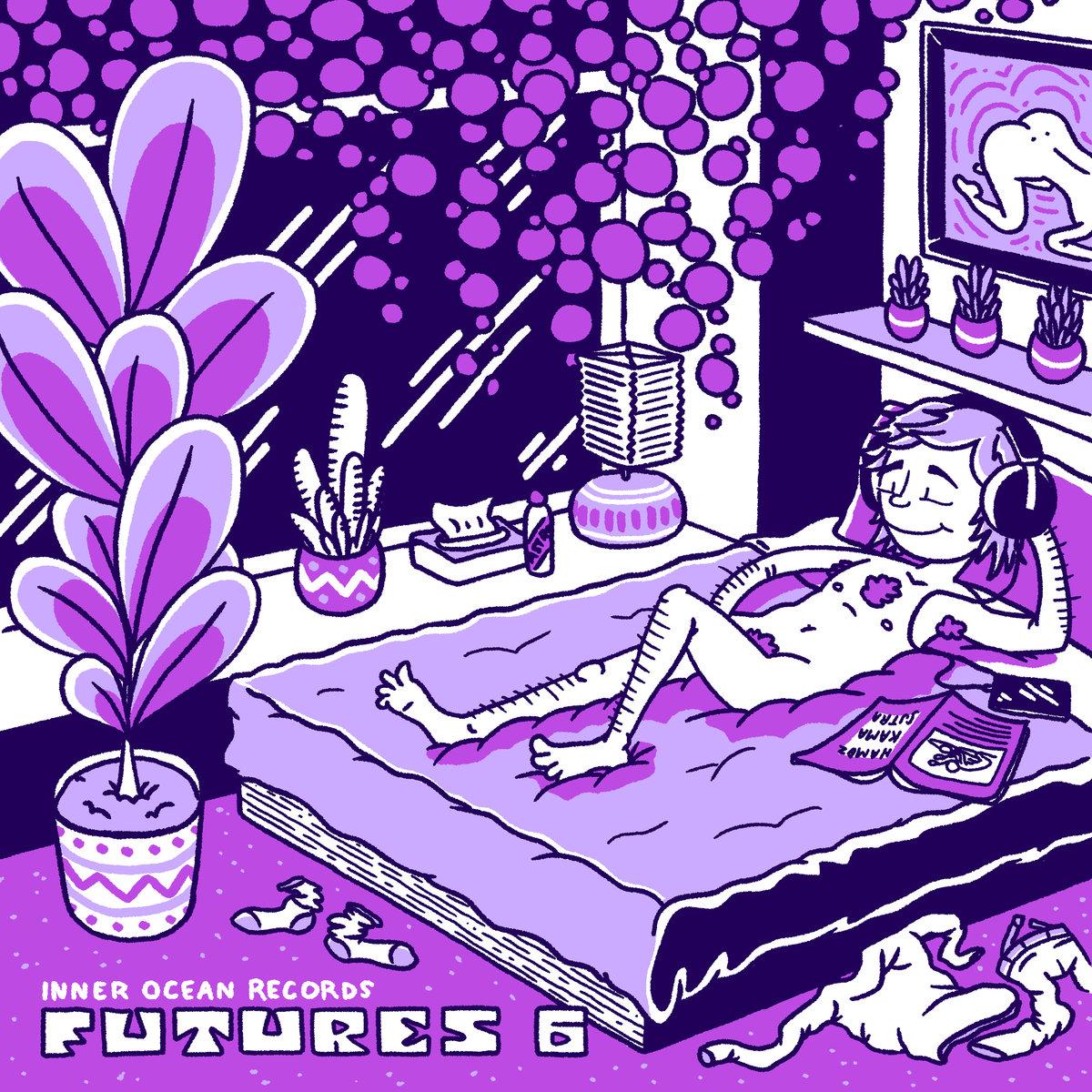 FUTURES Vol. 6 von Inner Ocean Records | Feinster Chillhop im Full Album Stream