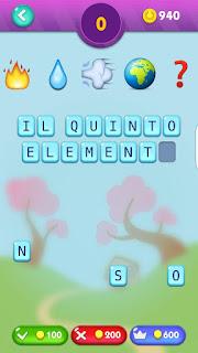 Emojination 2 Soluzioni livello CINEMA rebus 1