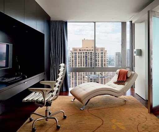 45th Floor Manhattan Apartment Goes Green | Sustainable Interior