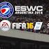 Jugá la ESWC Argentina este fin de semana en #ArGameShow y viajá a Francia