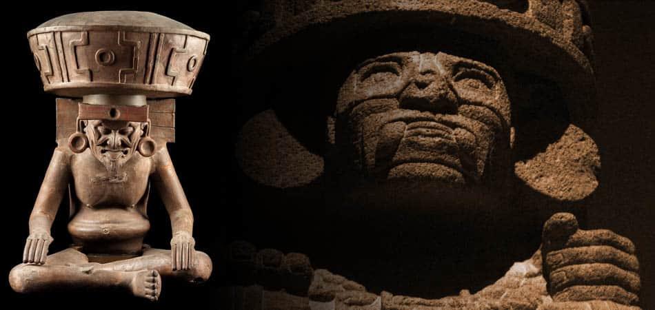 Aztek mitolojisi, Aztek tanrıları,Ateş tanrısı,Aztek ateş tanrısı,Huehueteotl,Antik inanışlar,mitoloji,A,Aztekler,Aztek inanışları