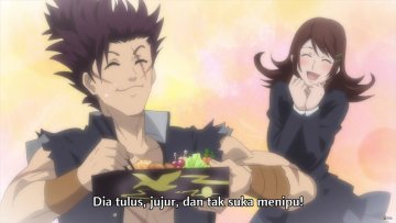 Gakuen Basara Episode 6 Subtitle Indonesia