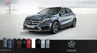 Mercedes GLA 250 4MATIC 2015 màu Xanh Universe 894